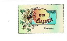 Un Baiser ,Mouscron. - Mouscron - Moeskroen