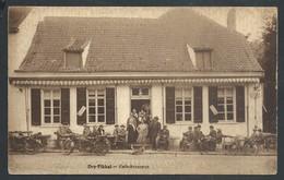 +++ CPA - Carte Publicitaire - Grimbergen - STROMBEEK - Publicité Dry-Pikkel - Café - Laiterie - Brasserie - Moto    // - Grimbergen