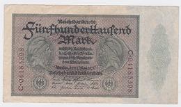 Billet 500 000 Mark Du 1 -5 - 1923  Pick 88 - [ 2] 1871-1918 : Impero Tedesco