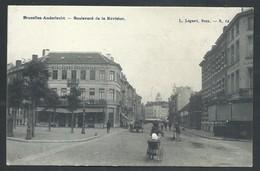 +++ CPA - Bruxelles - ANDERLECHT - Boulevard De La Révision    // - Anderlecht