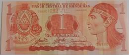 Beau Billet Du Honduras 1 Lempira 2003 à 2006 Pick 84 Neuf/UNC - Honduras