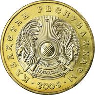 Monnaie, Kazakhstan, 100 Tenge, 2005, Kazakhstan Mint, SUP, Bi-Metallic, KM:39 - Kazakhstan