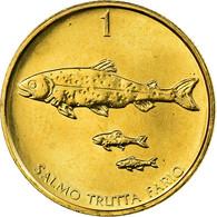 Monnaie, Slovénie, Tolar, 2004, SUP, Nickel-brass, KM:4 - Slovenia