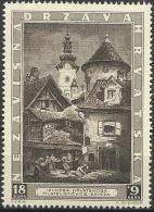 HR 1943-116 CROFILA, CROATIA HRVATSKA, 1 X 1v, MNH - Croatie