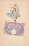 Dancing Girl , 1905 - Illustrateurs & Photographes