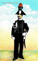 [MD3540] CPM - RIPRODUZIONE - MILITARI - REALE CARABINIERE ITALIANO - PERFETTA - NV - Reggimenti
