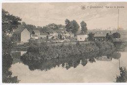 Cpa Grammont  1915 - Geraardsbergen