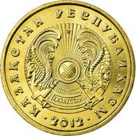 Monnaie, Kazakhstan, 10 Tenge, 2012, Kazakhstan Mint, SUP, Nickel-brass, KM:25 - Kazakhstan