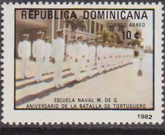 Dominicana - Scuola Navale Naval School Uniforms Set MNH - Militaria