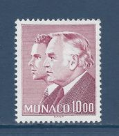 Monaco - YT N° 1519 - Neuf Sans Charnière - 1986 - Monaco
