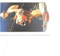CARTE POSTALE PUB COCA VOYAGEE - Advertising
