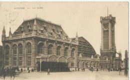 Oostende - Ostende - La Gare - 1920 - Oostende