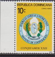 Dominicana - 1982 Air Force Set MNH - Militaria