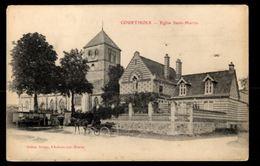 51 - COURTISOLS (Marne) - Eglise Saint Martin - Courtisols