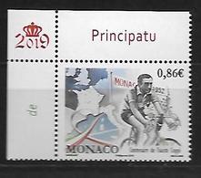 Monaco 2019 - Fausto Coppi ** - Unused Stamps