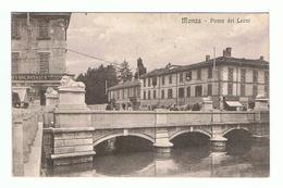 MONZA (MI):  PONTE  DEI  LEONI  -  FP - Ponti