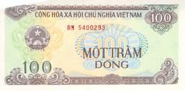 100 Dong Vietnam 1991 UNC - Vietnam
