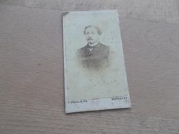 CDV-Photo P. Weijnen, Maastricht, Um 1880 - Alte (vor 1900)