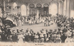 CPA  BAL D.ENFANTS   TRES ANCIENNE    180 - Bailes