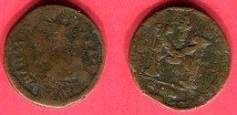 ANASTASIUS FOLLIS CONSTANTINOPLE ( S 14)  B/ TB 15 - Byzantine