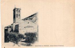 B57053 Cpa Beaumes De Venise - Notre Dame D'Aubune - Beaumes De Venise