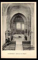 51 - COURVILLE - Intérieur De L'Eglise - France