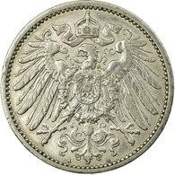Monnaie, GERMANY - EMPIRE, Wilhelm II, Mark, 1911, Berlin, TTB, Argent, KM:14 - 1 Mark
