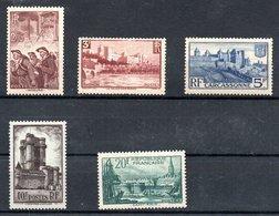 Série N 388 à 394  / NEUF , Défaut De Gomme Sur N 391 Et 394   /  Voir 2 Scans - Unused Stamps