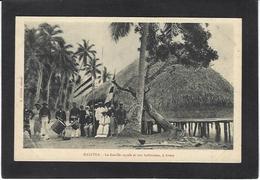 CPA Tahiti Océanie Polynésie Française Raiatea Non Circulé La Famille Royale - Tahiti