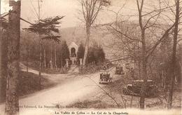 Cpa Le Col De La Chapelotte - Frankrijk