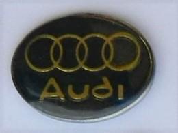 L11 Pin's Auto Car Voiture LOGO AUDI 23 Mm X 18 Mm Achat Immediat - Audi