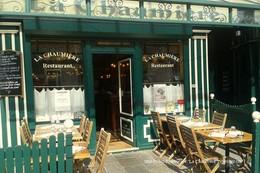 """Poissy (78)- Restaurant """"La Chaumière"""" (Edition à Tirage Limité) - Poissy"""