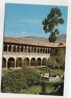 PERU - AK 352014 Cusco - Interior Del Convento San Francisco - Peru
