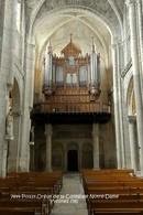 Poissy (78)- Orgue De La Collégiale Notre-Dame (Edition à Tirage Limité) - Poissy
