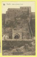 * Bouillon (Luxembourg - La Wallonie) * (Nels, Ern Thill) Chateau De Bouillon Et Tunnel, Kasteel, Castle, Quai, Rare - Bouillon