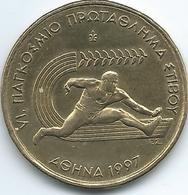 Greece - 1997 - 100 Drachmai - World Track Championships - KM169 - Grèce