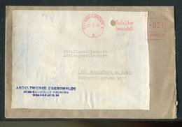 """All.Besetzung / 1946 / Brief Frei-Stempel Osnabrueck """"GEBUEHR BEZAHLT"""" (17206) - Gemeinschaftsausgaben"""