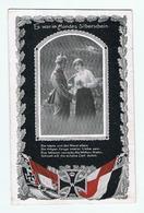 ES  WARIM  MONDES  SILBERSCHEIN  -  FELDPOST -  KLEINFORMAT - Weltkrieg 1914-18