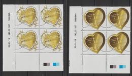 France Coins Datés 2019 Coeur Boucheron ** MNH - Esquina Con Fecha