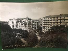 Cartolina Milano - Piazzale Gorini - 1967 - Milano