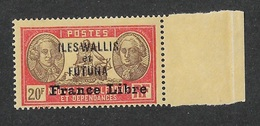 WALLIS ET FUTUNA YT 124 NEUF** TB - Wallis-Et-Futuna
