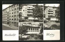 AK Mainz, Martinstift, Mehrfachansicht - Mainz