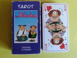 Jeu De Tarot. LES BIDOCHON. Editions LE DIOURIS. Neuf Dans Sa Boite Carton Légérement Usée - Playing Cards (classic)