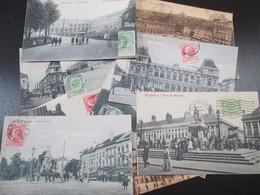 Lot De  12 Cartes De Bruxelles  . - Lotti, Serie, Collezioni