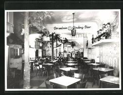 AK Mainz, Restaurant Oberbayern, Innenansicht - Mainz