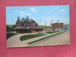 Erie Train Station   Port Jervis - New York > >   Ref 3405 - Other