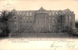 Jupille Lez Liège - Pensionnat Des Dames Chanoinesses De St Augustin (Edit. Russon-Ledent) - Juprelle