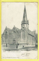 * Gent - Gand (Oost Vlaanderen) * (Héliotypie De Graeve, Nr 12) L'église Saint Martin D'Akkergem, Kerk, Church, TOP Rare - Gent