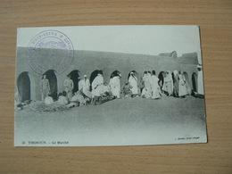 CP50/ ALGERIE  TIMIMOUN LE MARCHE / CARTE VOYAGEE - Algeria