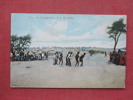 AFRIQUE -- D.S.W. AFRIKA   Tanz Von Eingebornen>   Ref 3405 - Postcards